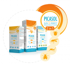 picasol,zonnecrème,insecten,zika
