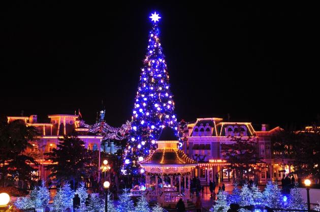Disneyland Parijs, magie, kerst, Frozen